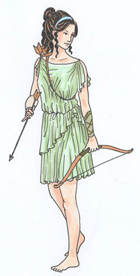 Artemis (Greek Mythology)