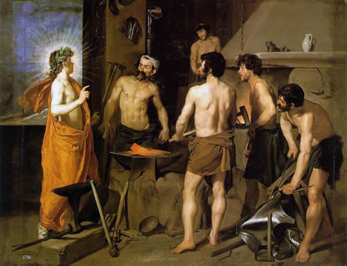 Hephaestus - God of the Forge