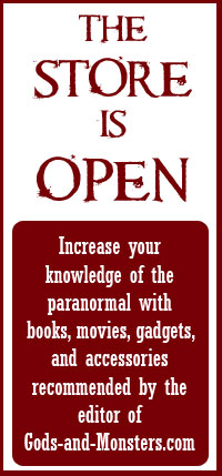 Amazon Paranormal Store
