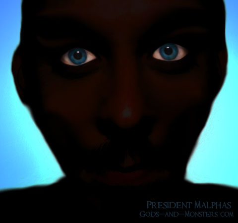 The Demon President Malphas