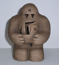Reproduction of the Golem of Prague