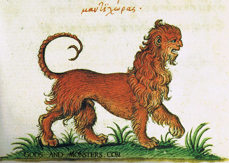 The Manticore More Monster Than Man